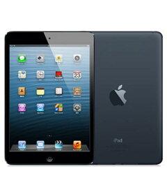 【中古】【安心保証】 iPadmini 7.9インチ 第1世代[32GB] Wi-Fiモデル ブラック&スレート
