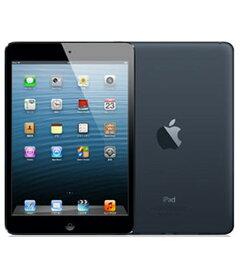【中古】【安心保証】 au iPadmini-7.9_1[セルラー32G] ブラック
