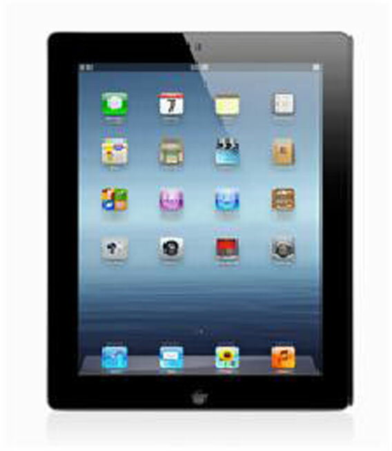 【中古】【安心保証】 iPad3[WiFi 64GB] ブラック