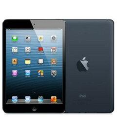 【中古】【安心保証】 iPadmini 7.9インチ 第1世代[64GB] セルラー au ブラック&スレート