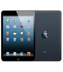 【中古】【安心保証】 iPadmini 7.9インチ 第1世代[16GB] セルラー SoftBank ブラック&スレート