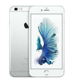 【19日20時-22日23時59分限定!全品ポイント10倍!!】au iPhone6sPlus[32G] シルバー【中古】【安心保証】