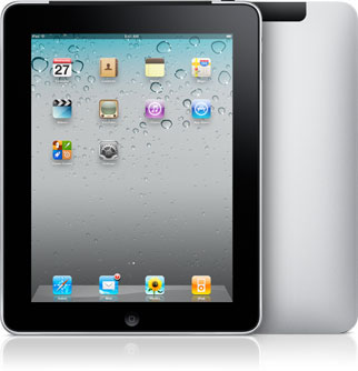 【中古】【安心保証】 SoftBank iPad1[3G 32GB] ブラック