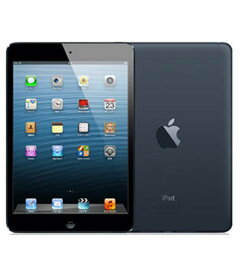 【中古】【安心保証】 iPadmini 7.9インチ 第1世代[32GB] セルラー SoftBank ブラック&スレート