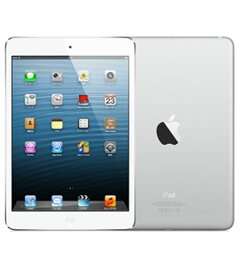 【中古】【安心保証】 SoftBank iPadmini1[セルラー32G] ホワイト