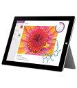 【中古】【安心保証】 Surface3[LTE128Gオフ無] シルバー