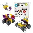 プログラミング的思考を育てる知育ブロック kiditec(キディテック) Wonderland(ワンダーランド) プラモデル 動物 童話…