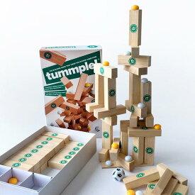 家族や友達と楽しめる戦略的バランスゲーム Tummple!(タンプル) 木製 ボードゲーム テーブルゲーム バランスゲーム おもちゃ 8歳 9歳 10歳 子供 小学生 中学生 高校生 大学生 大人 男の子 女の子 誕生日 プレゼント おうち時間 おうち遊び