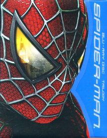 【中古】期限)スパイダーマン トリロジーBOX 【ブルーレイ】/トビー・マグワイアブルーレイ/洋画SF