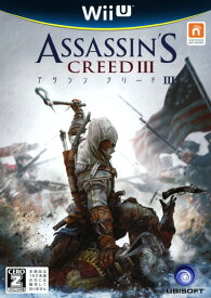 【中古】【18歳以上対象】アサシン クリード3ソフト:WiiUソフト/アクション・ゲーム