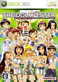 【中古】アイドルマスターソフト:Xbox360ソフト/恋愛青春・ゲーム