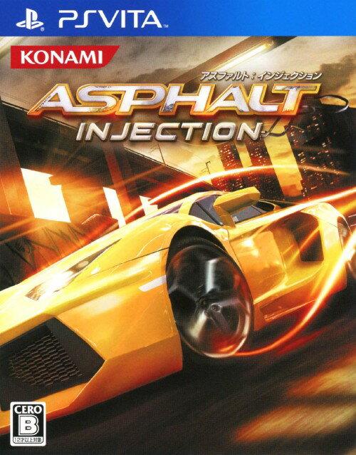 【中古】ASPHALT:INJECTION