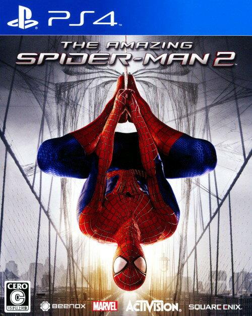 【SOY受賞】【中古】アメイジング・スパイダーマン2ソフト:プレイステーション4ソフト/TV/映画・ゲーム