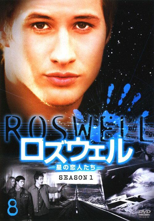 【中古】初限)8.ロズウェル 星の恋人たち 1st 【DVD】/シリ・アップルビー