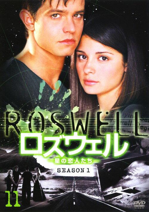 【中古】初限)11.ロズウェル 星の恋人たち 1st (完) 【DVD】/シリ・アップルビー