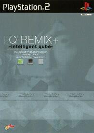 【中古】I.Q REMIX+ −intelligent qube−ソフト:プレイステーション2ソフト/パズル・ゲーム
