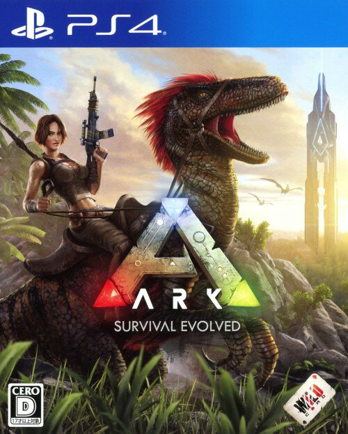 【中古】ARK: Survival Evolved