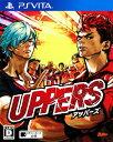 【中古】UPPERS(アッパーズ)ソフト:PSVitaソフト/アクション・ゲーム