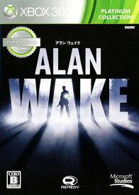 【中古】Alan Wake Xbox360 プラチナコレクションソフト:Xbox360ソフト/アクション・ゲーム