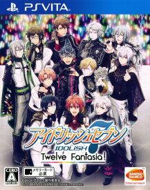 【中古】アイドリッシュセブン Twelve Fantasia!ソフト:PSVitaソフト/恋愛青春・ゲーム