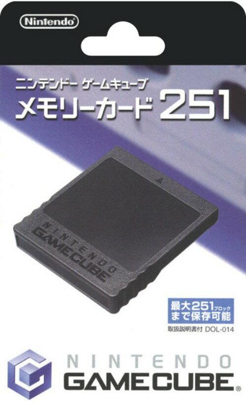 【中古】任天堂/メモリーカード251