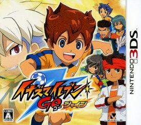 【中古】イナズマイレブンGO シャインソフト:ニンテンドー3DSソフト/マンガアニメ・ゲーム