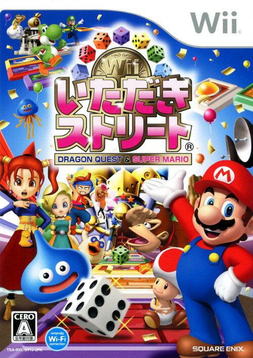 【SOY受賞】【中古】いただきストリートWiiソフト:Wiiソフト/テーブル・ゲーム