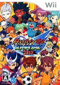 【中古】イナズマイレブンGO ストライカーズ 2013ソフト:Wiiソフト/マンガアニメ・ゲーム