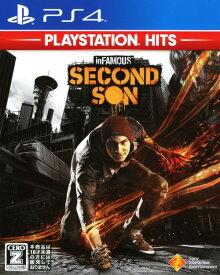 【中古】【18歳以上対象】inFAMOUS Second Son PlayStation Hitsソフト:プレイステーション4ソフト/アクション・ゲーム
