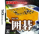 【中古】囲碁 1500 DS spirits Vol.10