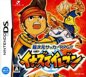 【中古】イナズマイレブンソフト:ニンテンドーDSソフト/マンガアニメ・ゲーム