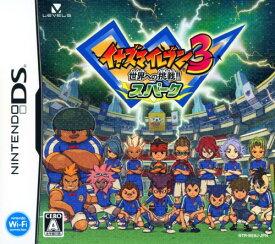 【中古】イナズマイレブン3 世界への挑戦!! スパークソフト:ニンテンドーDSソフト/マンガアニメ・ゲーム