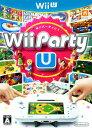 【中古】Wii Party Uソフト:WiiUソフト/パーティ・ゲーム
