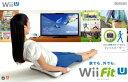 【中古】Wii Fit U バランスWiiボード(シロ)+フィットメーターセット (同梱版)ソフト:WiiUソフト/スポーツ・ゲーム