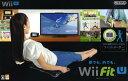 【中古】Wii Fit U バランスWiiボード(クロ)+フィットメーターセット (同梱版)