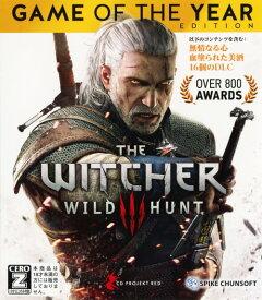 【中古】【18歳以上対象】ウィッチャー3 ワイルドハント ゲームオブザイヤーエディションソフト:XboxOneソフト/ロールプレイング・ゲーム