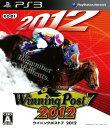 【中古】Winning Post7 2012ソフト:プレイステーション3ソフト/スポーツ・ゲーム