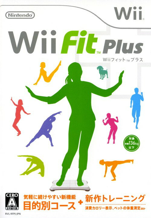 【SOY受賞】【中古】Wii Fit Plusソフト:Wiiソフト/スポーツ・ゲーム