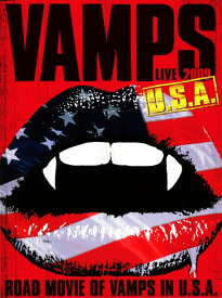 【中古】VAMPS LIVE 2009 U.S.A. 【DVD】/VAMPSDVD/映像その他音楽