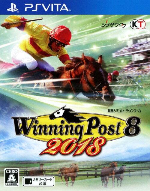 【中古】Winning Post8 2018ソフト:PSVitaソフト/スポーツ・ゲーム