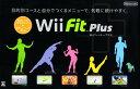 【中古】Wii Fit Plus バランスWiiボード(クロ)セット (同梱版)ソフト:Wiiソフト/スポーツ・ゲーム