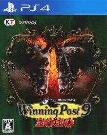 【中古】Winning Post 9 2020ソフト:プレイステーション4ソフト/スポーツ・ゲーム