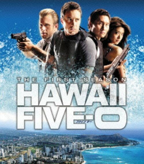 【中古】TV】HAWAII FIVE-0 BOX 1st トク選BOX 【DVD】/アレックス・オロックリン