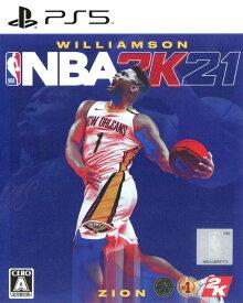 【中古】NBA 2K21ソフト:プレイステーション5ソフト/スポーツ・ゲーム