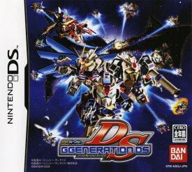 【中古】SDガンダム Gジェネレーション DSソフト:ニンテンドーDSソフト/マンガアニメ・ゲーム