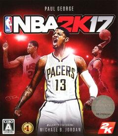 【中古】NBA 2K17ソフト:XboxOneソフト/スポーツ・ゲーム