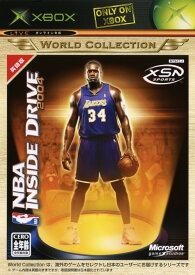 【中古】NBA Inside Drive 2004 ワールドコレクションソフト:Xboxソフト/スポーツ・ゲーム