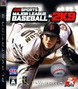 【中古】MAJOR LEAGUE BASEBALL 2K9ソフト:プレイステーション3ソフト/スポーツ・ゲーム