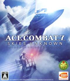 【中古】ACE COMBAT 7: SKIES UNKNOWNソフト:XboxOneソフト/シューティング・ゲーム