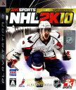 【中古】NHL 2K10ソフト:プレイステーション3ソフト/スポーツ・ゲーム